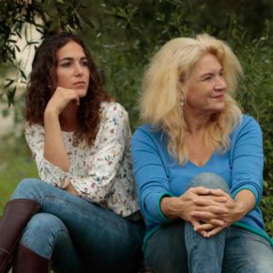 Kenzie Dysli und Gabriele Boiselle